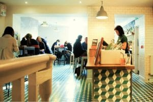 Cafes and Restaurants in Oxford 2