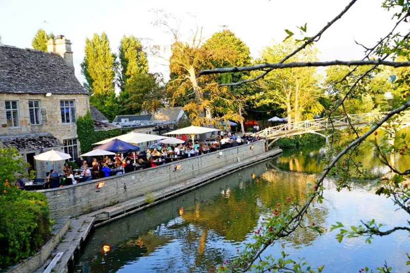 Cafes and Restaurants in Oxford 3