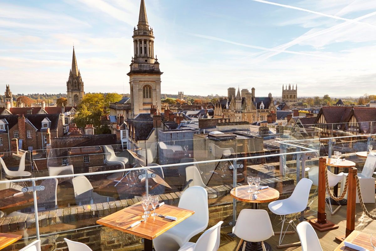 Cafes and Restaurants in Oxford 1