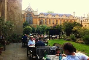 Cafes and Restaurants in Oxford 0