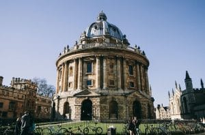 First Visit to Oxford 3